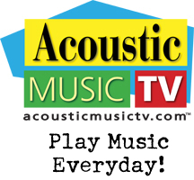 acoustic music tv home