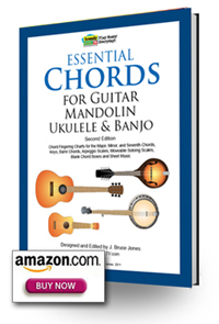 Banjo chords in open g tuning