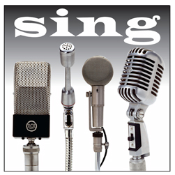 Retro Microphones, singing, mikes, mike, sing, singer