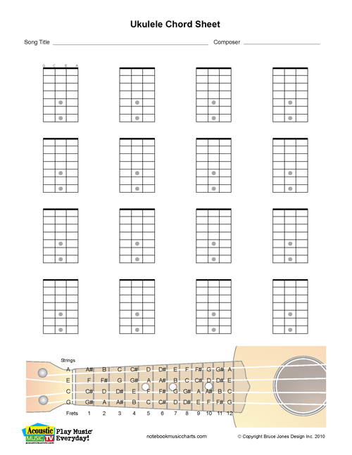 Pyramid guitar chords
